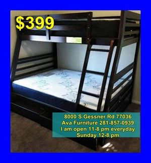 bunk bed frame for Sale in Houston, TX