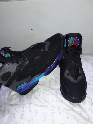 Air Jordan 8 retro Aqua 2015 for Sale in West Palm Beach, FL