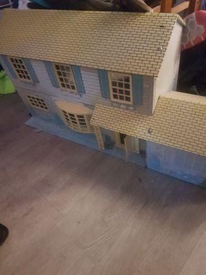 1950 tin dollhouse for Sale in Goodyear, AZ