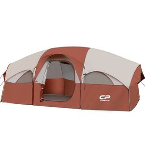 8-Person Waterproof Tent- Camping for Sale in Lake View Terrace, CA