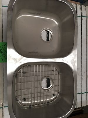 New Stainless steel sink 50/50 for Sale in Modesto, CA