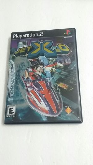 Jet x 2o, PS2 for Sale in El Cajon, CA