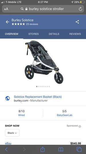 Hike baby stroller for Sale in Perris, CA