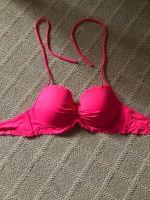 Victoria Secret hot pink scalloped bathing suit for Sale in Rockville, MD