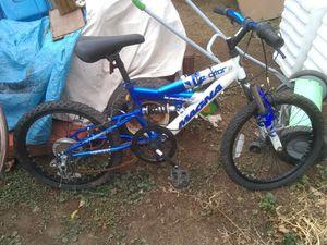 Boys full suspension bike... for Sale in Denver, CO