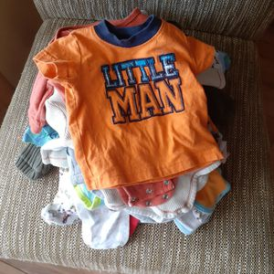 0-3m baby boy clothes for Sale in Deltona, FL