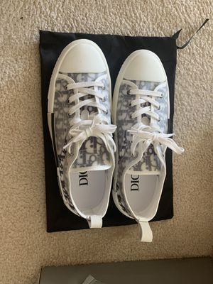 Dior B23 low top sneaker size 43 for Sale in Arlington, VA