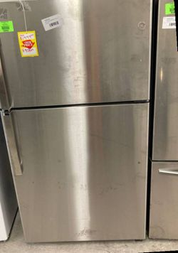 GE Refrigerator 🥶 GTE22JSNBRSS 21.9 cu 9D for Sale in Rancho Cucamonga,  CA