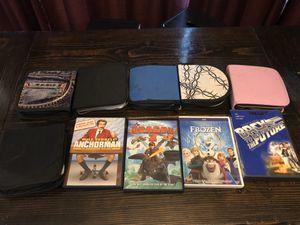 DVD Lot 120+ Disney, Kids, RomComs, for Sale in Gilbert, AZ