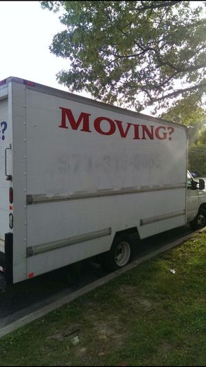 International Moving? All locations, 24/7. Call your moving needs very affordable rates. Patrick: (contact info hidden) call me (contact info hidden) for Sale in Takoma Park, MD