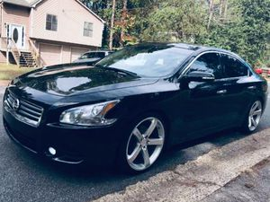 2012 Nissan Maxima SV for Sale in Ontario, CA
