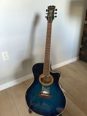Samick Artist Series acoustic electric guitar for Sale in Orlando, FL