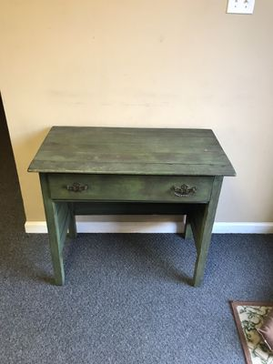 Antique desk 2x3 really cool looks fantastic in my office for Sale in Brentwood, NC