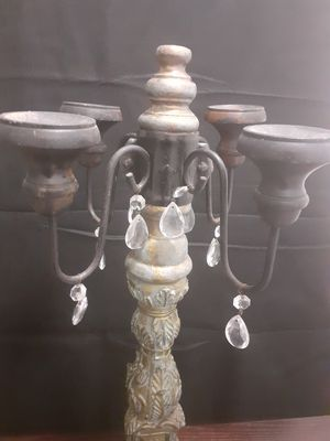 Candelabra antique with 4 candels holder for Sale in Lake Mary, FL