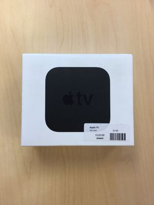 Apple TV 4 for Sale in Anoka, MN