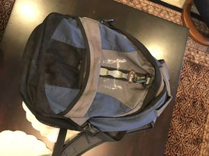 BACKPACK - nice padding for the back for Sale in Chelmsford, MA