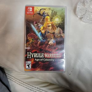 Hyrule Warriors Age Of Calamity - Nintendo Switch for Sale in Boca Raton, FL