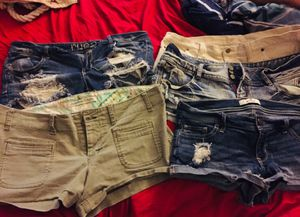 Assorted jean shorts for Sale in New Port Richey, FL