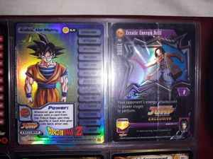 521 Dragon Ball Z Cards for Sale in Pawnee, OK