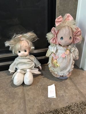 Precious Moments Dolls for Sale in Puyallup, WA