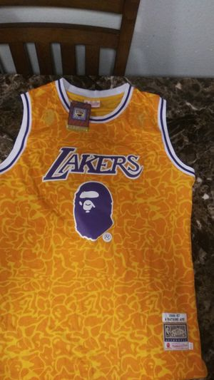 Bape Basketball Jersey for Sale in Commerce City, CO