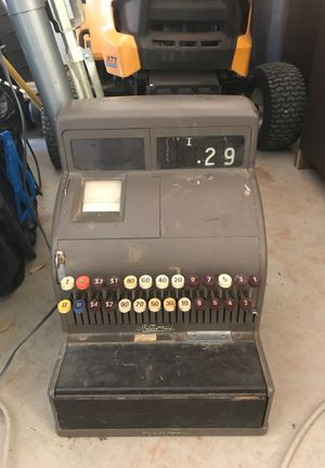 Old cash register for Sale in Abilene, TX