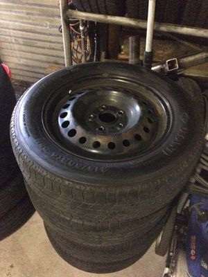 5x114.3 or 5x4.5 4 rims for Sale in Hayward, CA