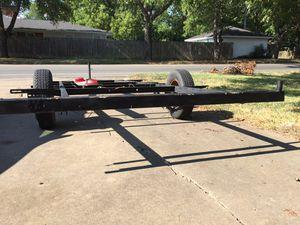 13ft camper trailer build for Sale in Cleburne, TX