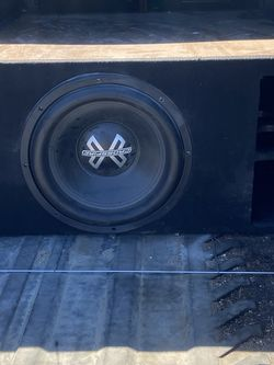 Subwoofer for Sale in San Leandro,  CA
