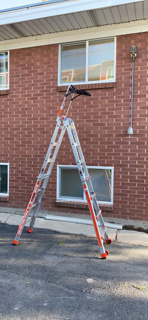 17' ladder with Tray for Sale in Salt Lake City, UT