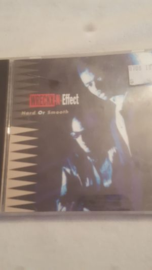 Rump Shaker Wrecks Wrecks and Effect Music CD Hard or Smooth for Sale in Riverside, CA