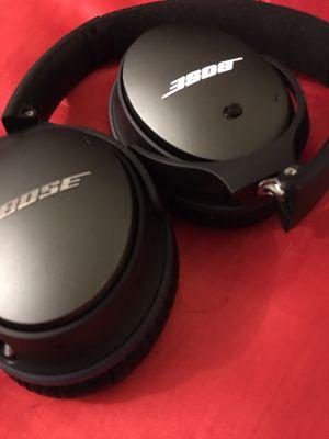 Bose Bluetooth headphones for Sale in Bellevue, WA