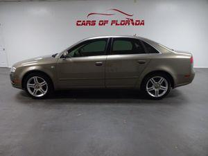 2007 Audi A4 for Sale in Tampa, FL