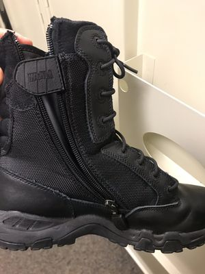 magnum black boots for Sale in San Diego, CA