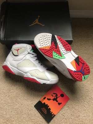 "AIR JORDAN 7 RETRO ""HARE"" SIZE 8.5 for Sale in Hyattsville, MD"