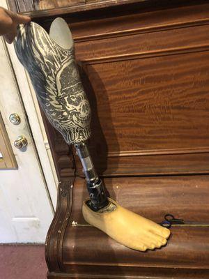 Prosthetic leg for Sale in Saint James, MO