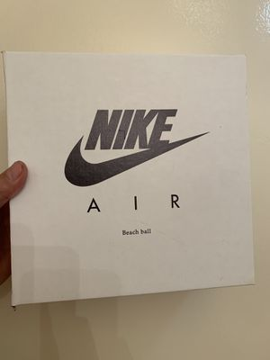 Nike Air beach ball for Sale in Los Angeles, CA