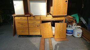 FREE Kitchen / Shop Cabinets with Hardware for Sale in Everett, WA
