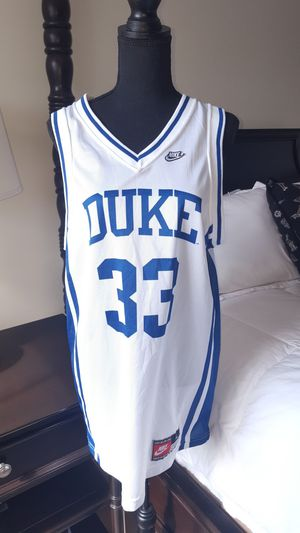 Duke Grant Hill Nike Jersey for Sale in Raleigh, NC