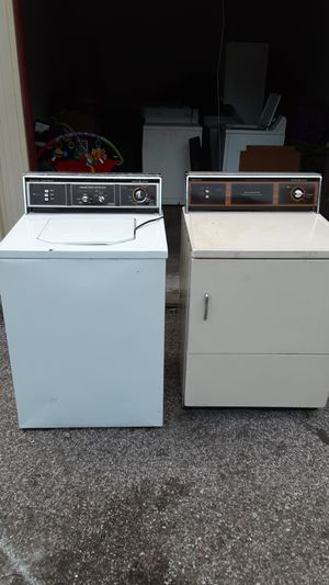 General Electric set washer and dryer good working order Oldies But Goodies for Sale in Orlando, FL