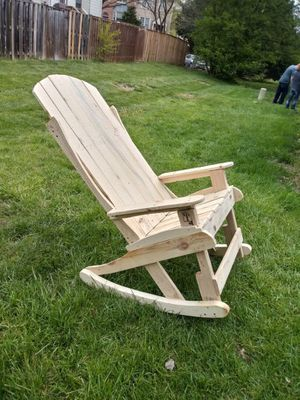 rocking chair for Sale in Herndon, VA