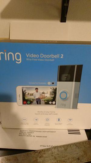 ring 2 video doorbell 2 for Sale in Phoenix, AZ