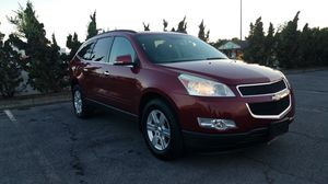 2010 Chevy traverse for Sale in Winchester, VA