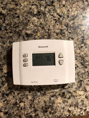 Honeywell thermostat for Sale in Denver, CO