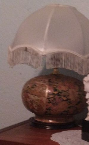Table lamp - Oriental for Sale in Orlando, FL
