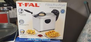 Tfal fryer for Sale in Springfield, VA