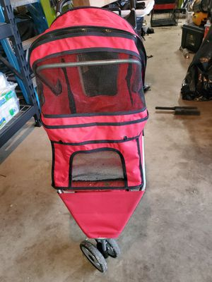 Small dog stroller for Sale in Snohomish, WA