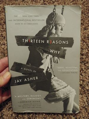 Th1rteen R3asons Why. 13 Reasons Why. Novel for Sale in Houston, TX