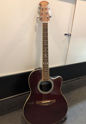Ovation Celebrity CC057 Acoustic/Electric Guitar for Sale in Philadelphia, PA