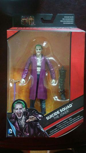 Suicide Squad Joker action figure for Sale in Dallas, TX